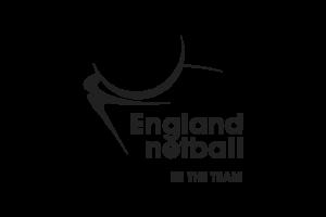 logo, england, netball, sport, print, design