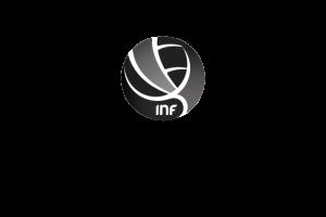 logo, inf, netball, design, sport, printing